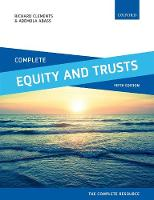 Complete Equity and Trusts: Text,...