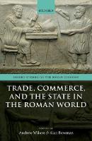 Trade, Commerce, and the State in the...