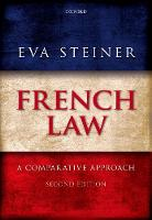 French Law: A Comparative Approach