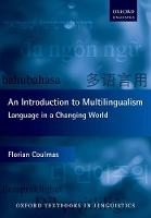 An Introduction to Multilingualism:...