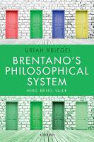 Brentano's Philosophical System: ...