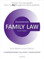 Family Law Concentrate: Law Revision...
