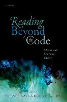 Reading Beyond the Code: Literature...