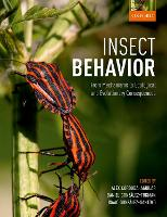 Insect Behavior: From Mechanisms to...