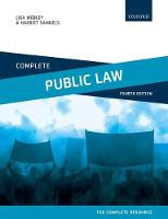 Complete Public Law: Text, Cases, and...