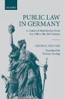 Public Law in Germany: A Historical...