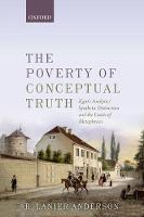 The Poverty of Conceptual Truth:...