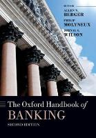 The Oxford Handbook of Banking, ...