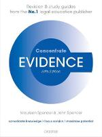 Evidence Concentrate: Law Revision ...