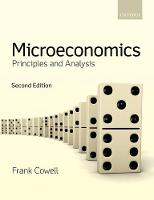 Microeconomics: Principles and Analysis