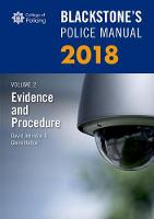 Blackstone's Police Manual Volume 2:...