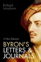 Byron's Letters and Journals: A New...