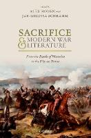Sacrifice and Modern War Literature:...