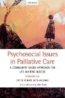 Psychosocial Issues in Palliative...
