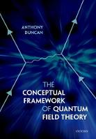 The Conceptual Framework of Quantum...