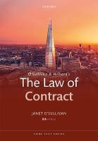 O'Sullivan & Hilliard's The Law of...