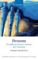 Persons: The Difference between...