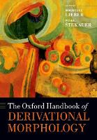 The Oxford Handbook of Derivational...