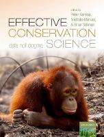 Effective Conservation Science: Data...