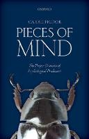 Pieces of Mind: The Proper Domain of...