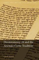 Deuteronomy 28 and the Aramaic Curse...