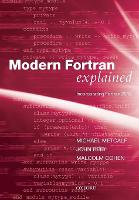 Modern Fortran Explained:...