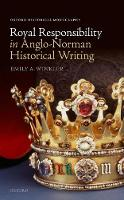 Royal Responsibility in Anglo-Norman...