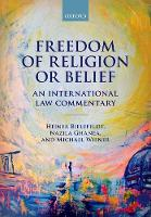 Freedom of Religion or Belief: An...