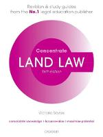 Land Law Concentrate: Law Revision ...