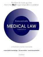 Medical Law Concentrate: Law Revision...