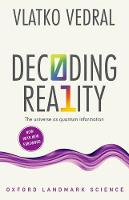Decoding Reality: The Universe as...