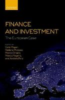 Finance and Investment: The European...