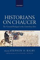 Historians on Chaucer: The 'General...