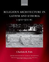 Religious Architecture in Latium and...