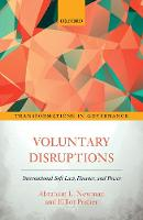Voluntary Disruptions: International...