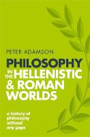 Philosophy in the Hellenistic and...