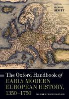 The Oxford Handbook of Early Modern...