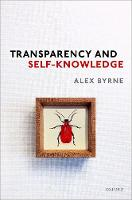 Transparency and Self-Knowledge