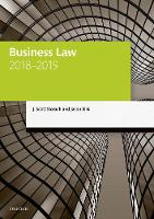 Business Law 2018-2019