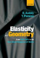 Elasticity and Geometry: From hair...