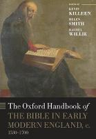 The Oxford Handbook of the Bible in...