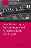 Complementarity in the Rome Statute...