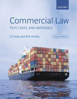 Commercial Law: Text, Cases, and...
