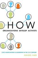 How Organizations Develop Activists:...