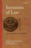 Iterations of Law: Legal Histories...