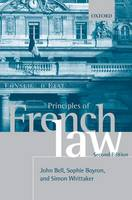 Principles of French Law 2/e ()