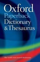 Oxford Paperback Dictionary and...