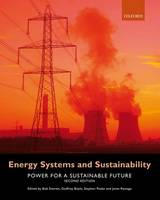 Energy Systems and Sustainability:...