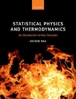 Statistical Physics and...