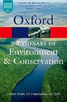 A Dictionary of Environment and...